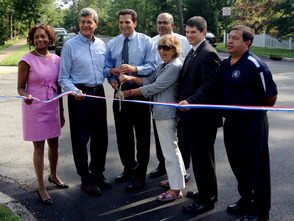 Wyoming Avenue Paving Project Completed, photo 1