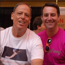 Leonard Goodman and Jeff Becker