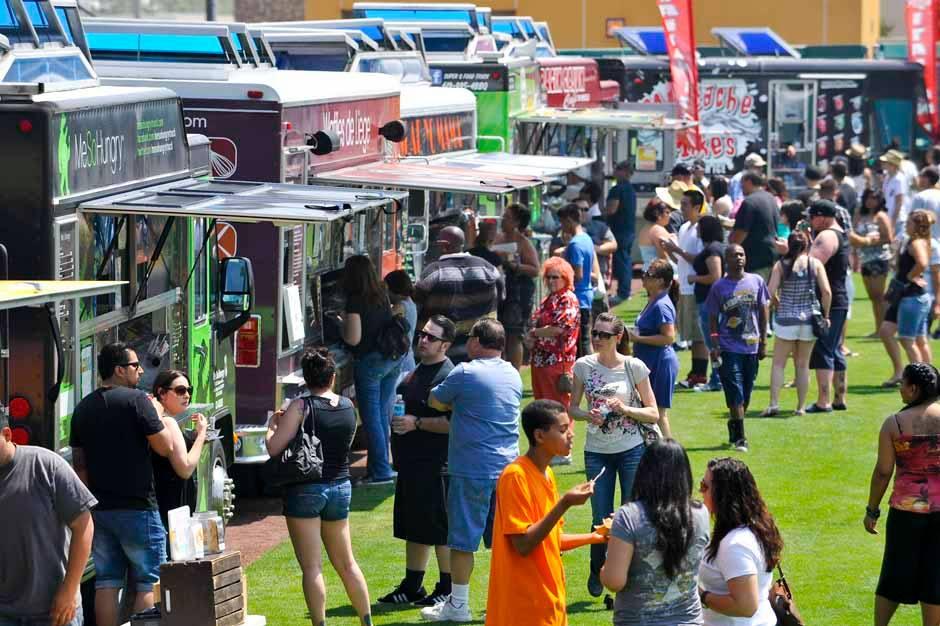 Lurker Park Food Truck Festival