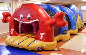 Crab inflatable