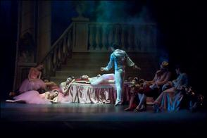 The New Jersey Ballet performs Sleeping Beauty.
