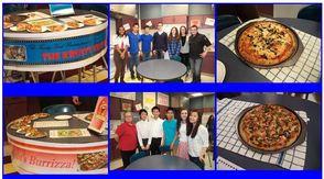 Pizza Challenge Winners