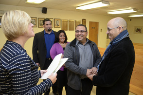 Mayor Mahr Performs Fanwood's First Same-Sex Marriage, photo 3
