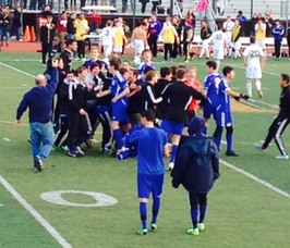 Millburn High Soccer Team Advances to Group 4 Semis and Sets Sights on State Title, photo 1