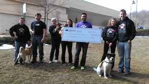 Affinity Foundation Raises Money for the Plainfield Area Humane Society and Friends of Linden Animal Shelter, photo 1
