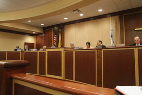 Council Delays Vote on Bond Ordinance for New DPW Facility, photo 1