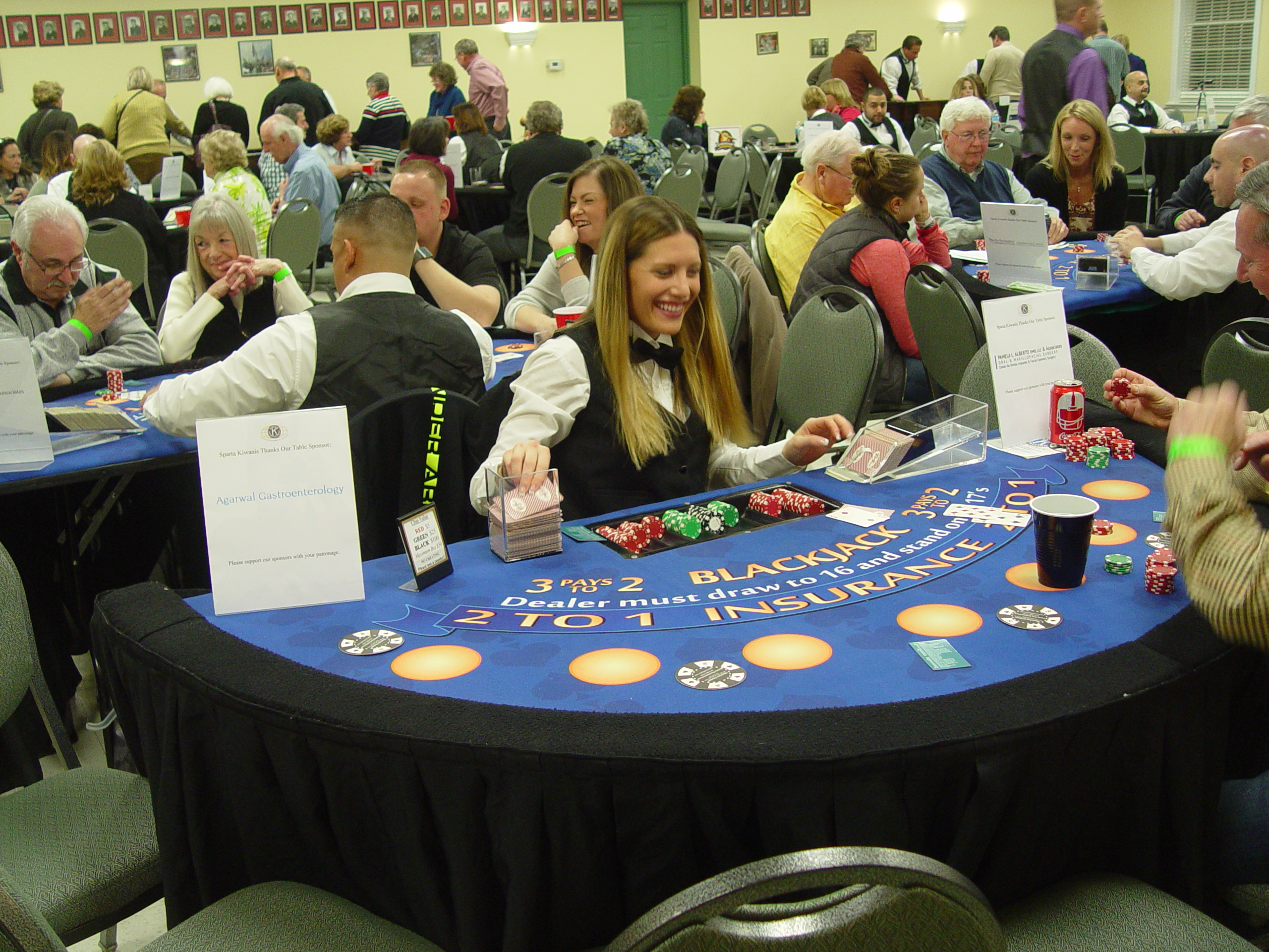 Successful casino night chattanooga casino