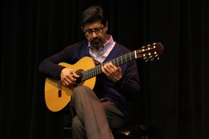 Andrew Nitkin, guitar