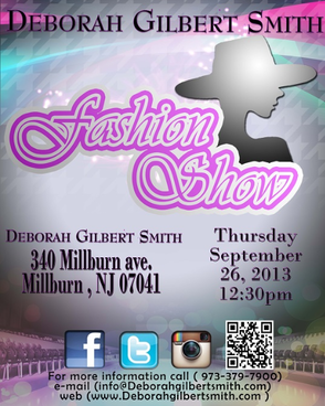 Deborah Gilbert Smith to Present Fall Fashion Show, photo 1