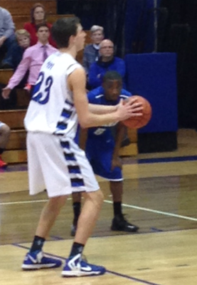 Miller Boys Basketball Team Advances in State Tournament Over Scotch Plains-Fanwood, photo 3