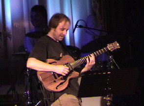 Craig Graham, guitar
