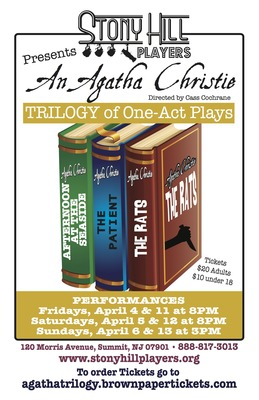 SHP - Agatha Trilogy
