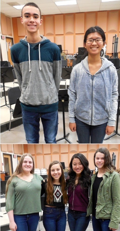Seven Watchung Hills Students Selected For Central Jersey Music Educators Association Regional and All-State Musical Groups