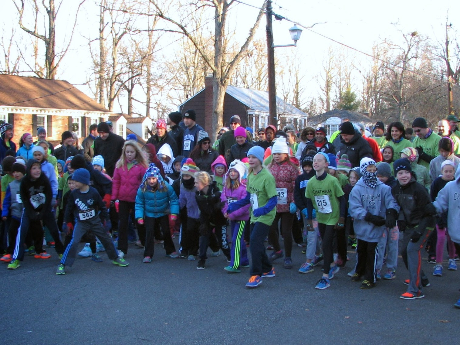 5th annual Thanksgiving Turkey Trot Rates as Most Successful