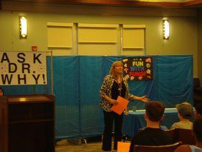 Karen deWilde, teen librarian