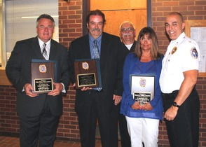 Proclamations Awarded to Retiring Roselle Police Officers and Detectives, photo 1