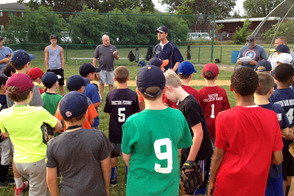 Large turnout for SPFBL Summer Clinic