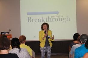 Sobel & Co. Hosts Executive Women's Breakfast Series, photo 5