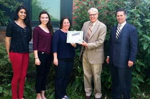 Summit Recycler Award