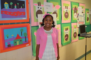 Morgan Andrews as Ruby Bridges