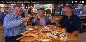 Calabria Restaurant and Pizzeria: Serving Up Food, Fun and Charity for 35 Years, photo 1