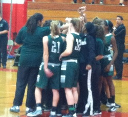 South Plainfield Girls Basketball Team