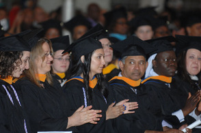 College of Saint Elizabeth 112th commencement