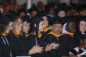 College of Saint Elizabeth 112th commencement