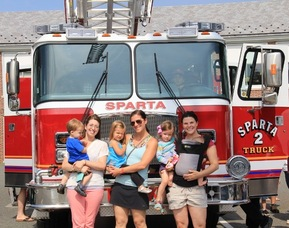 Sparta Youngsters Get to Touch a Truck, photo 15