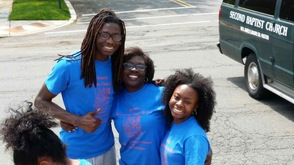 Roselle Comes Together for Community Clean Up Day, photo 47