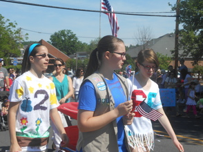 "Berkeley Heights Pays Tribute On Memorial Day:""All Gave Some -- Some Gave All"" , photo 70"