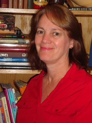 Pamela Hegarty, Thriller Author