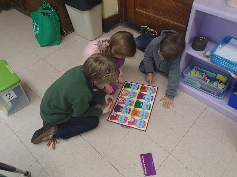 Franklin First Grade Math Centers Emphasize Common Core Standards