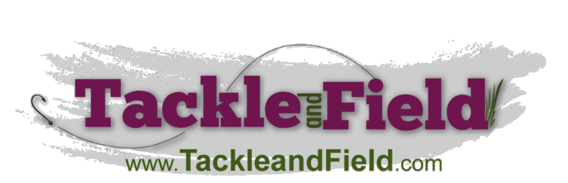 tackle and field logo