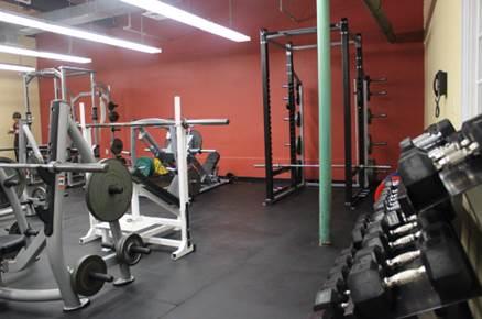 Ymca Unveils New Mindbody Studio Weight Room Amp Equipment