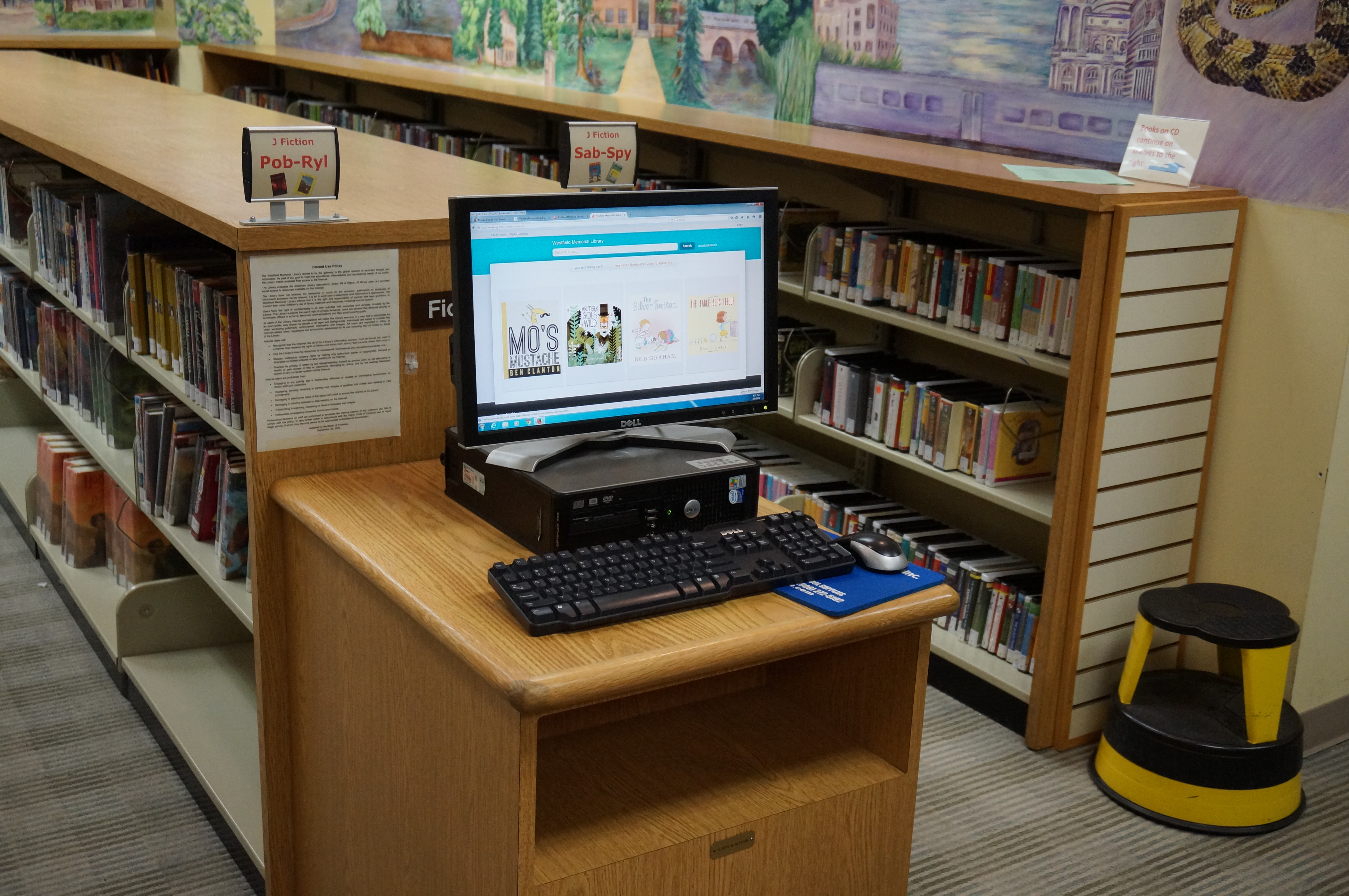 Westfield Library Gets Filters After Mom Said Child Saw