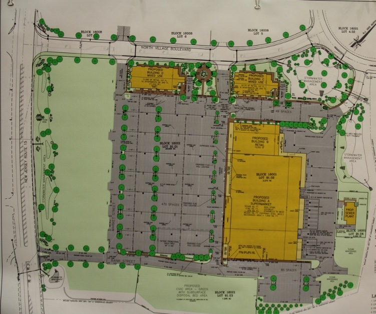 Traffic Study of the ShopRite Project Presented at Planning Board ...