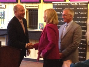 Lt. Governor Guadagno Recognizes Autism Awareness Month in Visit to Paper Mill Playhouse, photo 9