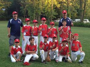 Berkeley Heights 10U Baseball Team Wins 10U New Providence Green League Playoffs, 9-8, photo 2