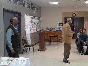 Rev. Milton Hobbs & Bill Hunter