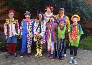 Congregation Beth Israel's Mitzvah Clowns