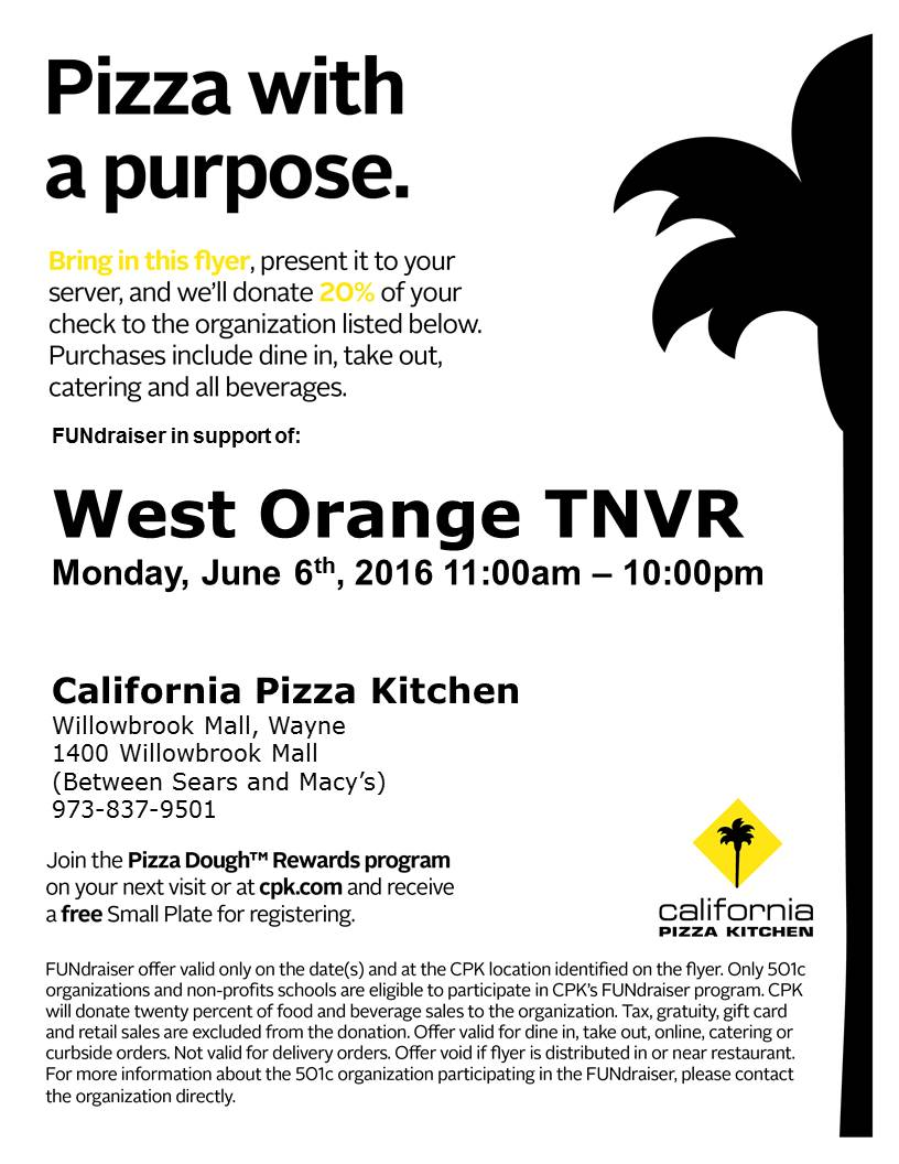 California Pizza Kitchen West County Mall