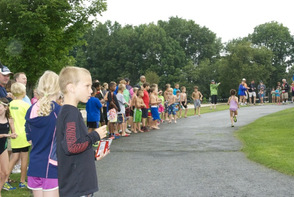 'Kids Tri-Harder Triathlon' a Draw for Kids and Parents, photo 9