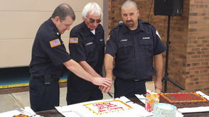 Fairmount Fire Co. of Lansdale Cuts Cake to Celebrate 125th, photo 5