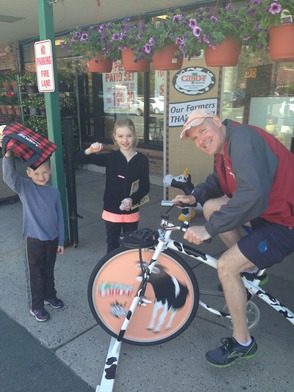 """ShopRite of Livingston and Cabot """"Pedal for Good"""" to Support Local Food Pantries"""