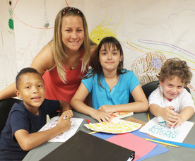 AfterSchool Enrichment at The Connection