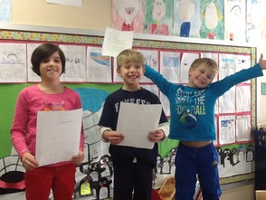 Second Grade Readers' Theater At Mountain Park School, photo 1