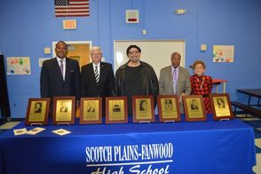 Scotch Plains-Fanwood HS Hall of Fame Class of 2015