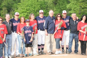 Gov. Livingston Baseball Celebrates Their Seniors With 12-2 Win Over Linden, photo 12