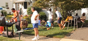 Roselle 5th Ward Terraces Block Association Holds Second Annual Block Party, photo 10